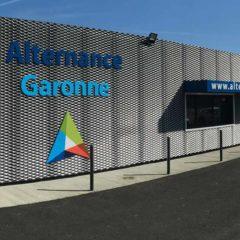 Les locaux d'Alternance Garonne à Agen