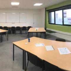 Salle de classe - Alternance Garonne