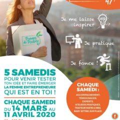 Groupe Alternance Agen Femme Entrepreneur Garonne Création Entreprise